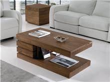 שולחן סלון א-סימטרי - DUPEN (דופן)