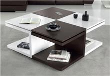 שולחן מרובע קטן נפתח - DUPEN (דופן)