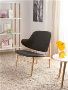כורסא אפורה אורטופדית - DUPEN (דופן)