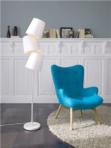 כורסא כחולה אופנתית ומעוצבת - DUPEN (דופן)