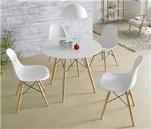 כסא מושב מפלסטיק - DUPEN (דופן)