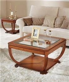 שולחן סלון דגם 55 - DUPEN (דופן)