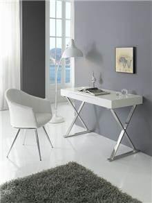 שולחן כתיבה עם 2 מגירות - DUPEN (דופן)