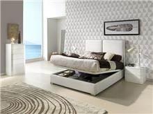 מיטה עם ארגז אנדראה - DUPEN (דופן)