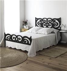 מיטת מתכת מודרנית - DUPEN (דופן)