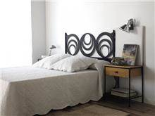 מיטת מתכת בעיצוב מודרני - DUPEN (דופן)