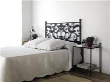 מיטה ממתכת מעוצבת - DUPEN (דופן)