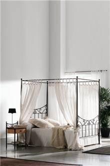 מיטת אפיריון זוגית - DUPEN (דופן)
