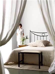 מיטת מתכת קלאסית GRECIA - DUPEN (דופן)
