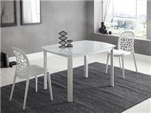 שולחן נפתח מזכוכית - DUPEN (דופן)
