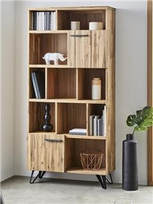 ספריית כוורת מעץ מלא - DUPEN (דופן)