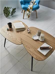 שולחן סלון משולב - DUPEN (דופן)