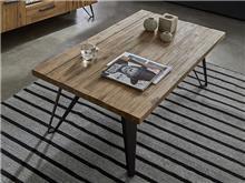 שולחן סלון מעץ מלא - DUPEN (דופן)