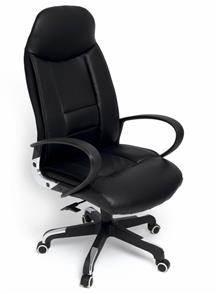 כסא מנהלים שחור מנולו - DUPEN (דופן)
