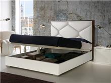 מיטה זוגית עם ארגז מרטינה - DUPEN (דופן)