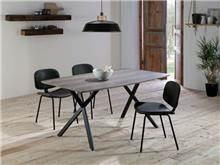 שולחן אוכל מודרני דגם 12080 - DUPEN (דופן)