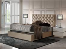 מיטה עם ארגז אחסון - DUPEN (דופן)