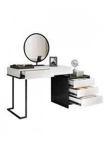 שולחן איפור דינמי- רומי לבן - DUPEN (דופן)