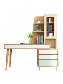 שולחן כתיבה דינמי בעיצוב צעיר - DUPEN (דופן)