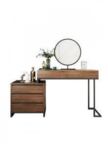 שולחן איפור דינמי- רומי קפה - DUPEN (דופן)