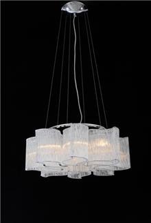 מנורת זכוכית מעוצבת - ברק תאורה