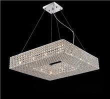 מנורת קריסטל יוקרתית - ברק תאורה