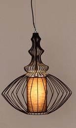 מנורה תלויה ייחודית