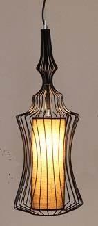 מנורה תלויה מיוחדת