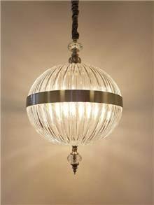 מנורת תלייה קורל גדול