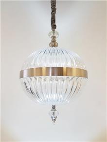 מנורת תלייה קורל בינוני