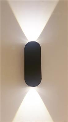 מנורת קיר סנטיאגו אפ-דאון - ברק תאורה