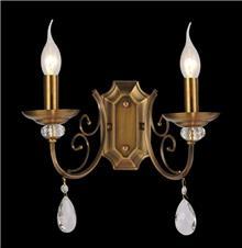 מנורת קיר דגם דוריה קיר זוגי - ברק תאורה