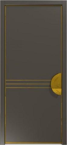 דלת כהה