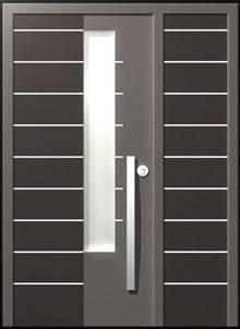 דלת בעיצוב מודרני