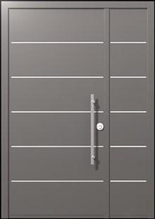 דלת בעיצוב אורבאני