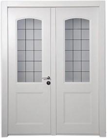 דלתות כניסה דו כנפיות כנרת - רשפים