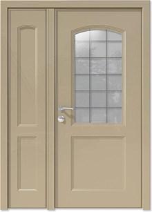דלתות כניסה כנף וחצי כנרת