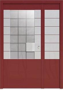 דלתות כניסה אנקונה כנף וחצי - רשפים