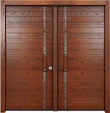 דלתות כניסה קאדיז כנף כפולה - רשפים
