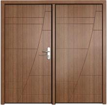 דלתות כניסה דנקנר דו כנפית