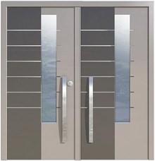 דלתות כניסה טורנטו דו כנפית