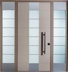 דלתות כניסה מנהטן וויטרינות