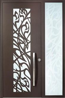 דלתות כניסה ארט-נובו ויטרינה