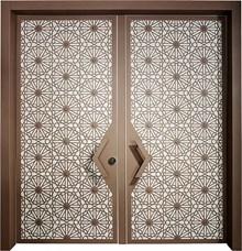 דלתות כניסה סהרה דו כנפית - רשפים