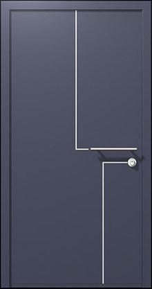 דלתות כניסה סיינה