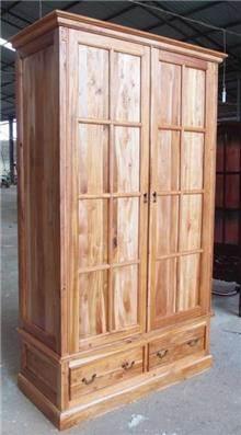 ארון לחדר שינה - Treemium - חלומות בעץ מלא
