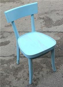 כסא מעץ מלא - Treemium - חלומות בעץ מלא