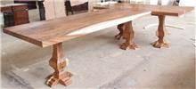שולחן עץ - Treemium - חלומות בעץ מלא