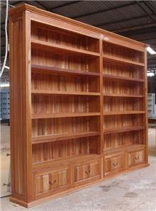 ספריה רחבה - Treemium - חלומות בעץ מלא
