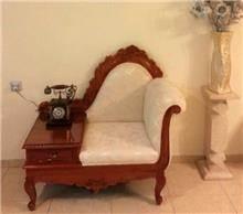כיסא ייחודי מעץ - Treemium - חלומות בעץ מלא